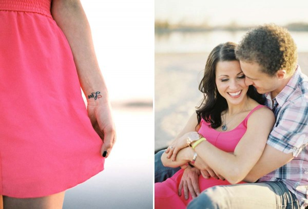 Lani Elias Fine Art Photography | Dustin & Dena Engaged