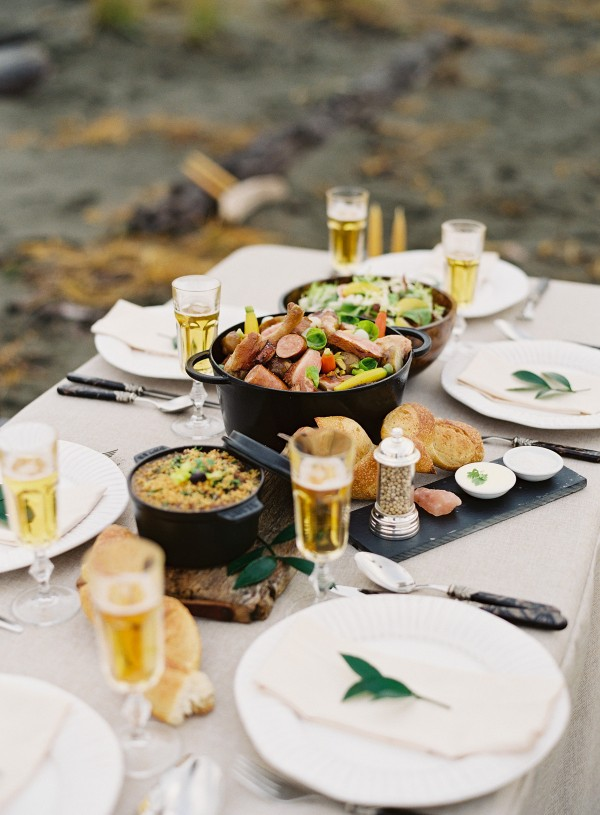 Lani Elias Fine Art Photography | The Refinery Magazine | West Coast Rehearsal Dinner